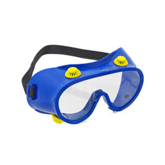 Очки защитные с непрямой вентиляцией